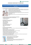 INTRAVENOUS CHEMOTHERAPY OF TUBERCULOSIS