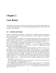 Chapter 2 Core Basics