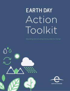 Toolkit - Earth Day Network