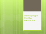 Personality PowerPoint File