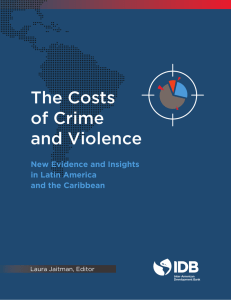 The Costs of Crime and Violence - Inter