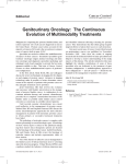 Genitourinary Oncology: The Continuous