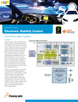 Automotive safety systems for Electronic Stability Control