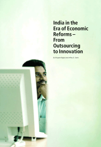 India in the Era of Economic Reforms – From