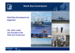 North Sea Commission for beginners