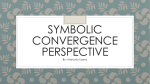 Symbolic Convergence Perspective