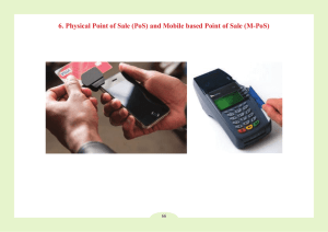 and Mobile based Point of Sale