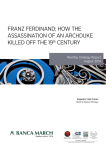 FRANZ FERDINAND: HOW THE ASSASSINATION OF AN