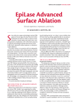 EpiLase Advanced Surface Ablation