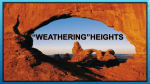 weathering* heights