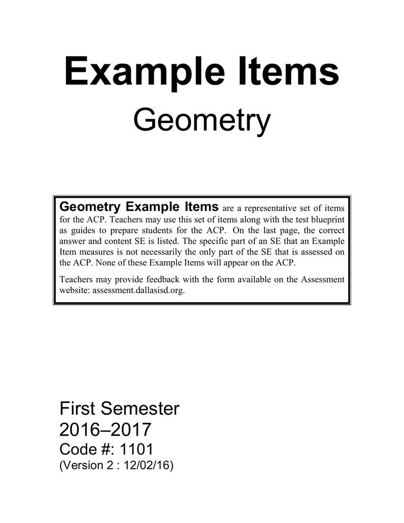 Geometry dallas isd malvernweather Gallery