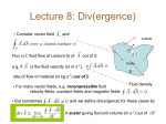 Lecture 1: Introductory Topics