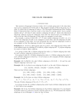 THE SYLOW THEOREMS 1. Introduction The converse of