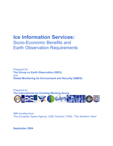 Ice Information Services: