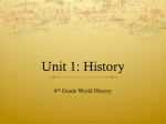File - Mrs. Abascal`s 6th Grade World History Class