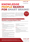 knowledge people search for smart brains!