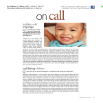 impetigo nail biting children - Tennessee Medicine and Pediatrics