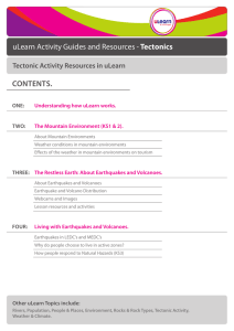 uLearn Activity Guides and Resources
