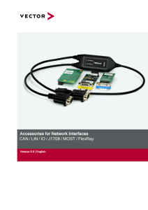 Accessories for Network Interfaces