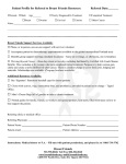 Patient Referral Form – Oregon