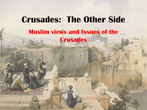 Crusades: The Other Side
