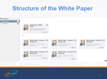 Discussion White Paper