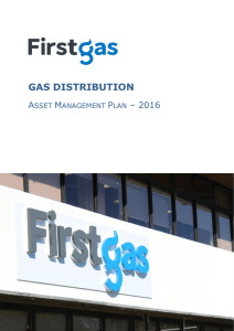 GAS DISTRIBUTION