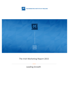- Marketing Institute of Ireland