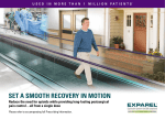 set a smooth recovery in motion