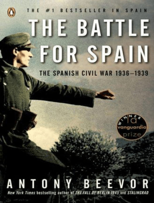 The Battle for Spain  The Spanish Civil War 1936-1939 26acaf47d5e5