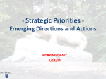 Strategic Plan Components - Penn State College of Education