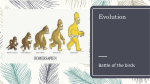 Evolution - WordPress.com