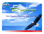 New Negative Potential Body Energizer