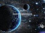 Space Explorations - Holy Cross Collegiate