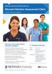 Monash Infection Assessment Clinic