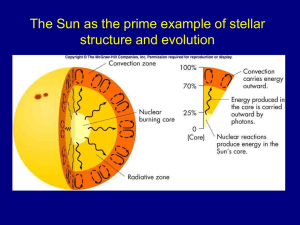 The Sun as the prime example of stellar structure and evolution