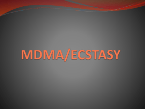 mdma/ecstasy - WordPress.com