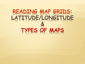 Using Thematic Maps