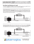 Load Resistor Instructions
