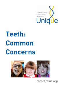 Teeth Common Concerns FTNW