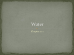 11-1 Water Resources