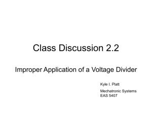 Class Discussion 2.2