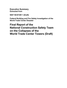 Final Report of the National Construction Safety Team