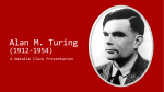 Alan Turing - faculty.cs.tamu.edu