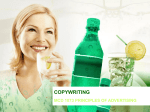 copywriting mcd 1073 principles of advertising
