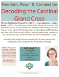 Decoding the Cardinal Grand Cross