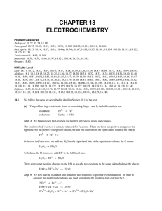 chapter 20 - Chemistry