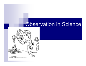 2. Observation-Inference-Prediction.ppt