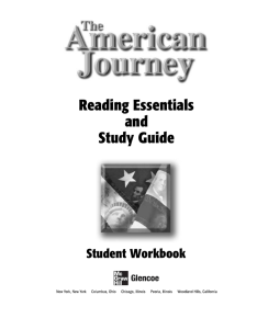 Reading Essentials and Study Guide