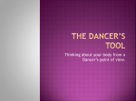 The Dancer`s Tool Notes - Fort Thomas Independent Schools
